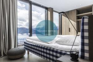 Hotel Miramonti sky house onsen pool activity house